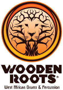 Wooden roots logo